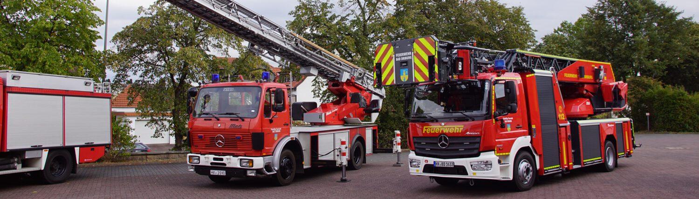 Freiwillige Feuerwehr Bad Driburg